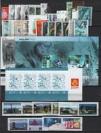 Norvegia 2007 Annata Completa / Complete Year Set **/MNH VF - Annate Complete