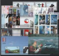 Norvegia 2008 Annata Completa / Complete Year Set **/MNH VF - Annate Complete