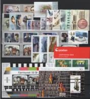 Norvegia 2010 Annata Completa / Complete Year Set **/MNH VF - Annate Complete