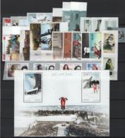 Norvegia 2011 Annata Completa / Complete Year Set **/MNH VF - Annate Complete