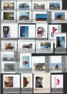 Norvegia 2013 53 Adhesiv Stamps **/MNH VF - Annate Complete