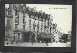 CPA Cinéma Façade Non Circulé Limoges Pathé - Cinema