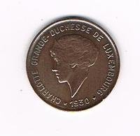 )  LUXEMBOURG 5 CENTIMES 1930 - Luxembourg