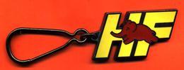 Porte Clefs HF Lancia Delta - Rallye - Compétition - Chardonnet - Porte-clefs