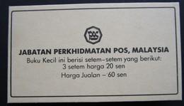 BKL 288 - Malaysia Selangor - Mich. 1986 - 3x 134 - Malaysia (1964-...)