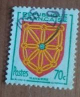 Blason : Navarre (70c) - France - 1954 - France