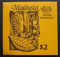BKL 289 - Malaysia Persekutuan - Mich 1986 - 4x17-18-19-20 - Malaysia (1964-...)