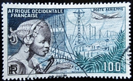 A.O.F YT PA19 Téléphoniste Indigène-Native Operator - A.O.F. (1934-1959)