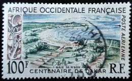 1958 A.O.F YT PA27 . Baie De N'gor-Bay N'gor - Oblitérés
