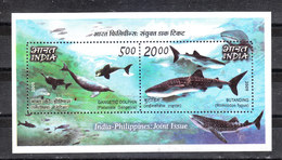 India - 2009. Balene. Whales. BF - Baleines