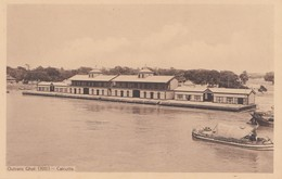 CALCUTTA , India , 1910s ; Outram Ghat - India