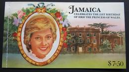 BKL 299 - Jamaica - 1982 - Mich. 538-541 - Jamaica (1962-...)