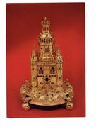 Cpm - Objet D'art - Salière D'Exeter Offerte à Charles II - Sculpture Dragon Tour - Objetos De Arte