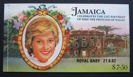 BKL 300 - Jamaica - 1982 - Mich. 545-548 - Jamaica (1962-...)