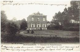 HOUGAERDE - Château De Petit-Overlaer - Sterstempel - Relais Rillaer 1903 - Hoegaarden