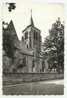 Sint-Pieters-Leeuw   *   Hoofdkerk En Oude Kerkhof  - Eglise Et L'Ancien Cimetière   (CPM) - Sint-Pieters-Leeuw