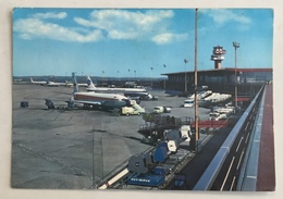 AK  AERODROM  AIRPORT  FIUMICINO - Aerodrome