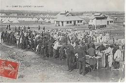 CAMP DU LARZAC ( Aveyron )  : Le LAVOIR  Bien Occupé (1910 ) - Non Classés
