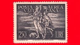 Nuovo - MNH - VATICANO - 1948 - Tobia -  POSTA AEREA - Arcangelo Raffaele E Tobia - 250 - Poste Aérienne