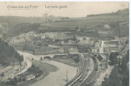 Comblain-au-Pont - Les Trois Gares - E. Delhaze Photo - 1917 - Comblain-au-Pont