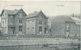 Comblain-la-Tour - Les Villas - Edit. H.P.P. - 1909 - Hamoir
