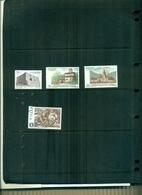 ESPAGNE MUSEES- TOURISME-PATRIMOINE CULTUREL 99 4 VAL NEUFS A PARTIR DE 0.60 EUROS - 1931-Aujourd'hui: II. République - ....Juan Carlos I