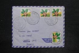 WALLIS & FUTUNA - Enveloppe FDC En 1958 , Flore - L 26174 - FDC