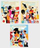 VN / UN - Postfris/MNH - Complete Sheets Wereldtalen 2019 - Gezamelijke Uitgaven New York/Genève/Wenen