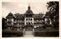 Pörtschach Am Wörthersee - Parkhotel (1188) * 2. 9. 1930 - Pörtschach