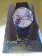 Montre Timex Quartz Martini Racing Lancia Delta - Rallye - Lancia - Réseau Chardonnet - Habillement, Souvenirs & Autres