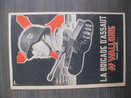 La Brigade D'assaut - Weltkrieg 1939-45
