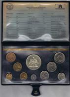 FRANCE - COFFRET FDC En BU De 1979 De 1 Centime à 50 Francs ( 10 Monnaies ) BLISTER & COFFRET FEUTRE EN BON ÉTAT - France