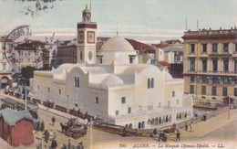 ALGER LA MOSQUEE DJEMAA DJEDID VG AUTENTICA 100% - Algeri