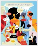 VN / UN - Postfris/MNH - Sheet Wereldtalen 2019 - Wien - Internationales Zentrum