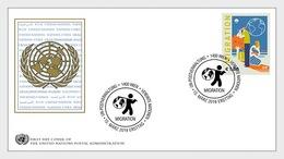 VN / UN - Postfris/MNH - FDC Migratie 2019 - Wien - Internationales Zentrum