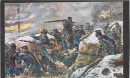 GUERRE 14/18 - Illustration. Combat Pour Gagner Un Peu De Terrain En Argonne - Guerre 1914-18
