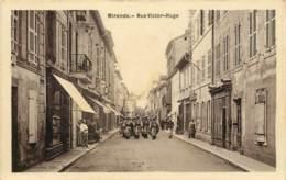 MIRANDE (32) - Rue Victor-Hugo - Mirande