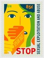 VN / UN - Postfris/MNH - Stop Misbruik 2019 - New York - Hoofdkwartier Van De VN