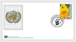 VN / UN - Postfris/MNH - FDC Stop Misbruik 2019 - New York - Hoofdkwartier Van De VN