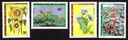Congo 1990 Set Of Stamps Mi#1199-1202 MNH - Congo - Brazzaville