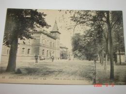 C.P.A.- Haguenau (67) - La Gare - 1930 - SUP (BA50) - Haguenau