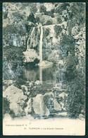 A8 ALGERIE CPA  TLEMCEN - LA GRANDE CASCADE - Argelia