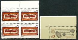 Turkmenistan  Mi.Nr. 10+12 4er Block  Postfrisch - Turkmenistan
