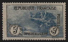 N°155, Neuf ** Sans Charnière, N°232 Truqué, Certificat CALVES - France