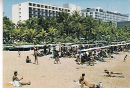 HOTEL MACUTO SHERATON. PLAYAS. VENEZUELA. TARJETAS SANTIAGO. CIRCA 1980 CPA. - BLEUP - Venezuela