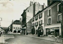 Cpsm ARBOIS 39 Rue De L' Hôtel De Ville Et Place De La Liberté - Henri MAIRE - Arbois