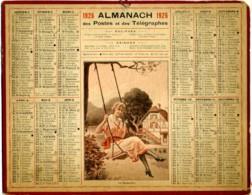 1926 - La Balançoire - Complet 3 Feuillets - Grand Format : 1921-40