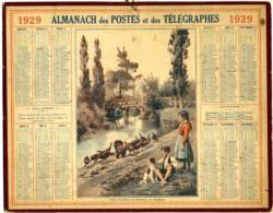 1929 - Petits Gardeurs De Dindons En Dordogne - Complet 3 Feuillets - RHONE - Grand Format : 1921-40
