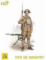 Hät Industrie Inc. 8112 WWI US Infantry. - Figuren