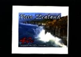 NEW ZEALAND - 2002  40 C. SCENIC  COASTLINES  SELF ADHESIVE EX BOOKLET  MINT NH - Nuova Zelanda